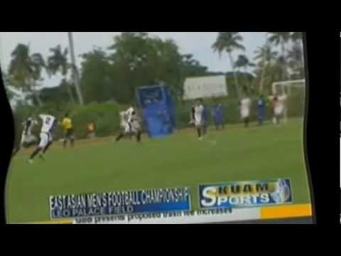 Northern Mariana Islands 1-3 Guam/2013 EAFF East Asian Cup Preliminary Competition