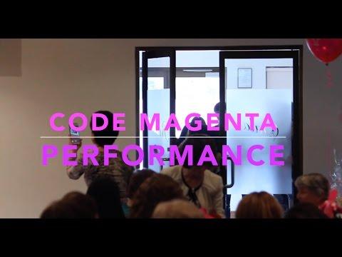 Code Magenta Marche Club Fundraiser