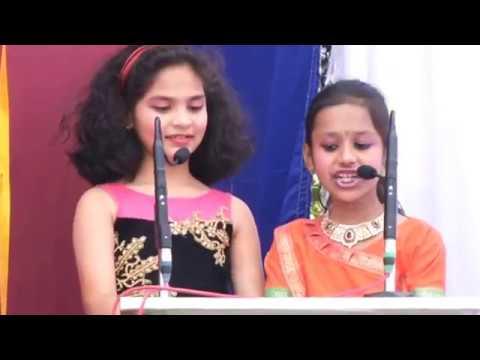 GROUP DANCE BY CHILDREN-SAN MARINO PUBLIC SCHOOL,INDORE