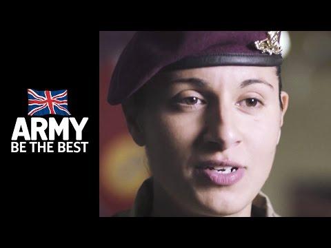 Adventurous Training - Army Reserve - Army Life (V2)