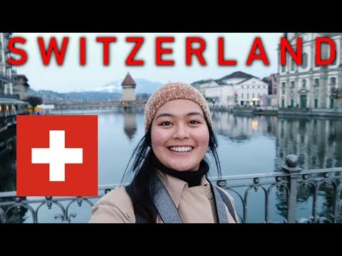 Europe Vlog #4: Sight seeing in Switzerland