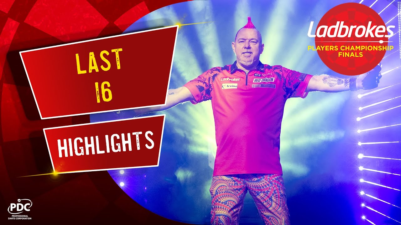 SURVIVING A SCARE! | Day Two Evening Highlights | 2020 Ladbrokes Players Championship Finals