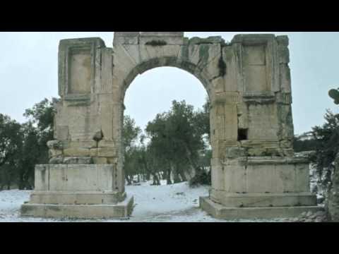 Dougga/Thugga - Tunisia - UNESCO World Heritage Site
