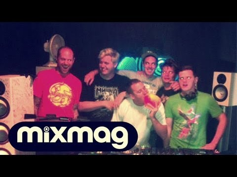 Flux Pavilion and Circus Records dubstep DJ sets in The Lab LDN
