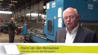 Jos van den Bersselaar deelnemer Bedrijvenronde Hart van Brabant 2015