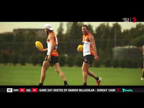 #DISCOVERED - Toby Green 7AFL GWS