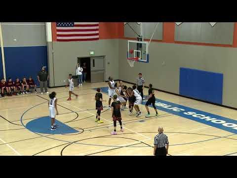 DSST GVR HS Boys Varsity Basketball vs Eagle Ridge Academy HS - February 11, 2020