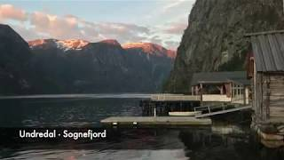 MC trip to Sognefjord and Tinnsjøen Jun 8th 2019