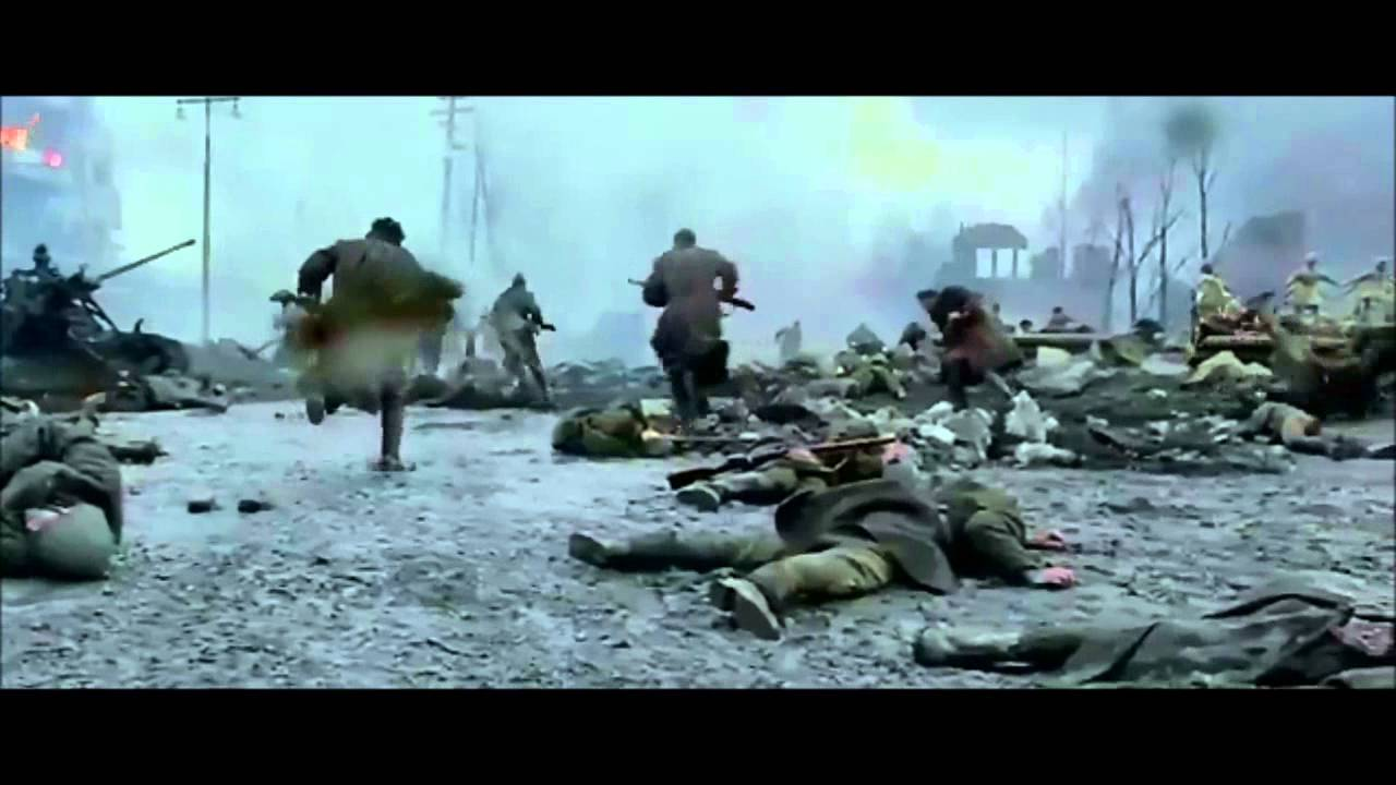 If The Movie Enemy At The Gates Was A Company Of Heroes 2 Match