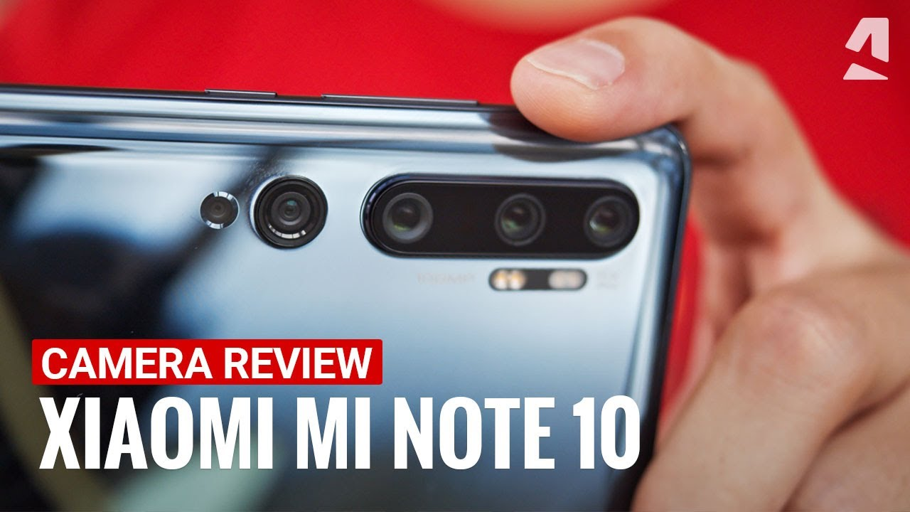 Xiaomi Mi Note 10 camera review