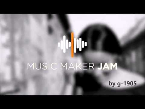 Music Maker Jam - drum and bass #1 by g-1905
