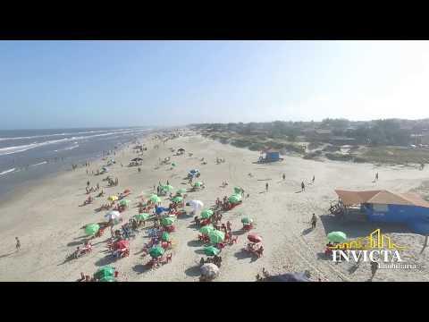 Praia de Mariluz/Imbé RS - Avenida Sta Terezinha - Beira Mar 28/12/2019 - Invicta Imobiliária