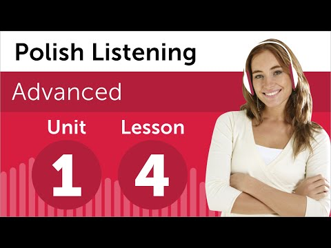 Polish Listening Practice - Reserving Tickets to a Play in Polish