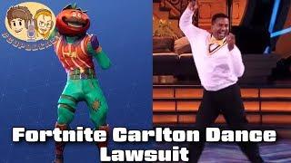 Fortnite Carlton Dance Lawsuit - #CUPodcast