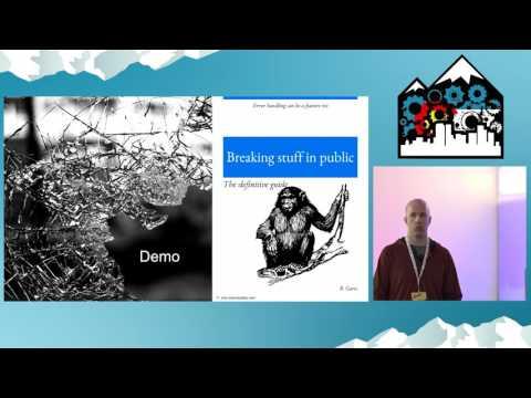 DevOpsDays Rockies 2016: Leading Grassroots Organizational Change by Nicholas Aaron