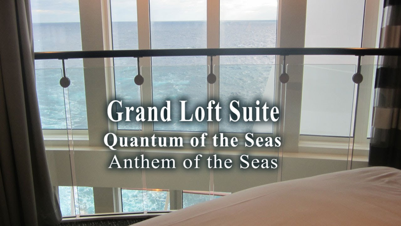 Grand Loft Suite On Quantum Anthem Ovation Of The Seas