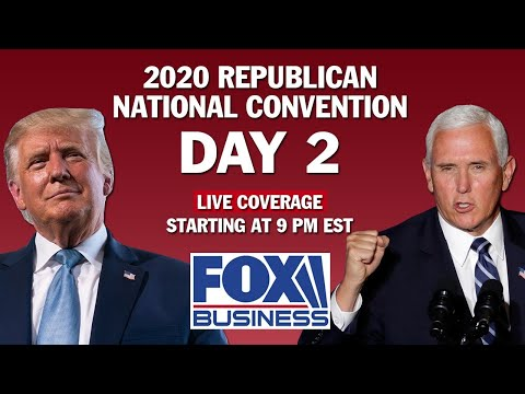 RNC Day 2 | Featuring President Trump, Rand Paul, Mike Pompeo and others