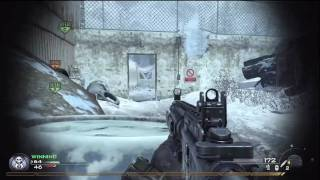 COD MW2 - Blast Shield Nuke
