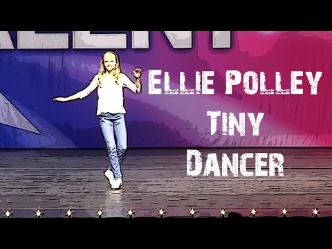 Ellie Polley - Tiny Dancer - Junior Tap Solo
