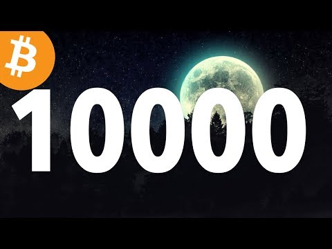 BREAKING | BITCOIN HITS $10,000 |  ON BITHUMB NEARLY $11,000