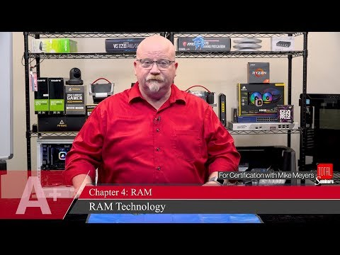 Mike Meyers On: RAM Technology