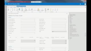 Purchase Order Processing in Microsoft Dynamics NAV - WebSan Solutions Inc.