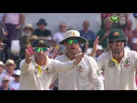 Stuart Broad's Controversial Dismissal   Day Three, First Ashes Test, 2013