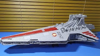 Lepin 05077 Venator-class Star…