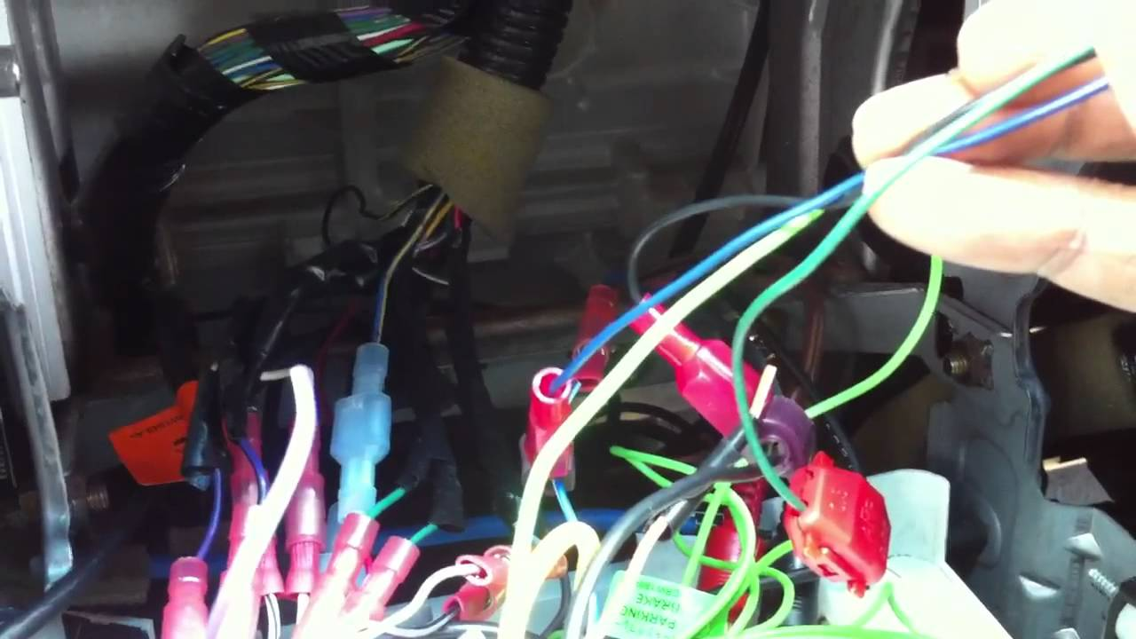 Pioneer Tr7 Wiring Mitsubishi L200 Alternator Diagram Quick Tutorial On How To Install A Microbypass Youtube