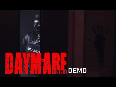 Daymare 1998 Demo ~ Horror Survival Resident Evil Style