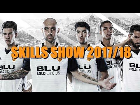 Valencia Skills Show - 2017/18