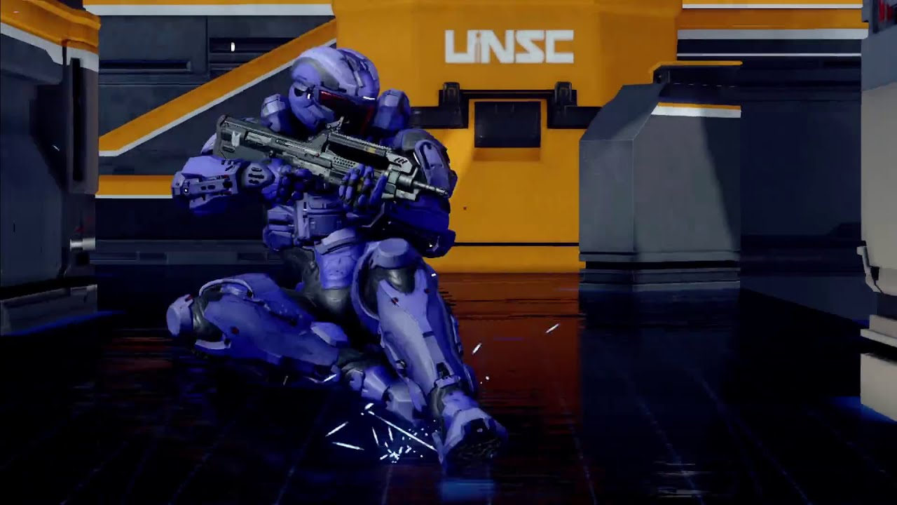 Halo 5 Guardians 60fps Multiplayer Beta Gameplay Trailer 1080p