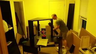 Building The Micke Desk From Ikea