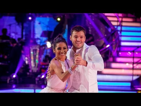 Mark Wright & Karen Hauer Quickstep to 'Tiger Feet' - Strictly Come Dancing: 2014 - BBC One