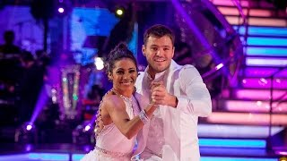 Mark Wright & Karen Hauer Quickstep to