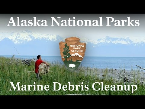 Alaska's Marine Debris Cleanups of 2015