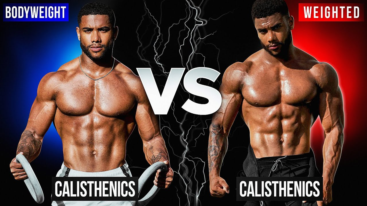 Download Weighted Calisthenics VS Bodyweight Only (THE TRUTH)