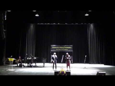 CCP Gospel Choir Spring Concert 2017