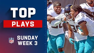 Top Plays from Sunday Week 3! | 2021 NFL Highlights