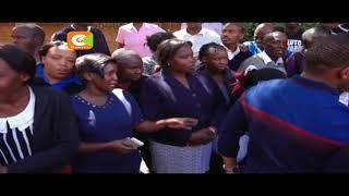 Wasimamizi wapya wachukua uongozi wa hospitali ya St. Mary's, Lang'ata