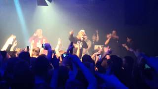 KIZ live - Ich bin Adolf Hitler, Musik&Frieden Berlin (Ehrenlos Party), 21.01.16