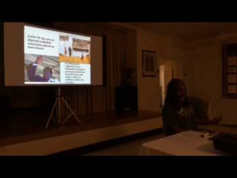 DFJE International Forum: US Imperialism in Zimbabwe