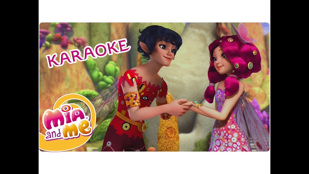 Mia and me g n rique karaok youtube - Mia et moi saison 2 ...