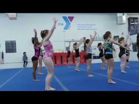 Mission Moment North Canton YMCA Gymnastics Center