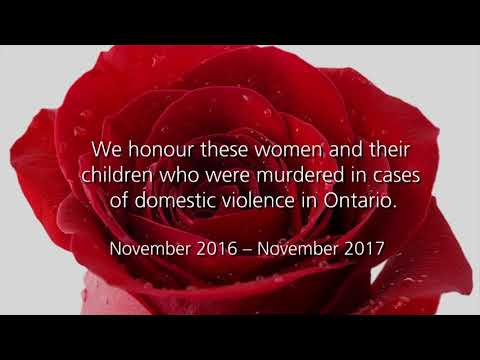 Women's College Hospital Remembers the Victims of Violence