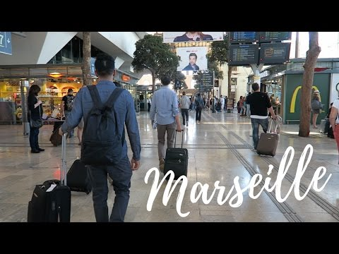 What Happens in Marseille...(Vlog #22) 🇫🇷