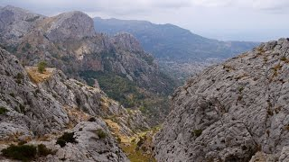 Hiking the GR221-trail, Mallorca (Majorca) Spain