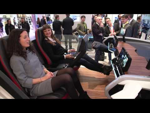 Bosch at CES 2017 – From Mykie to the Connected Car
