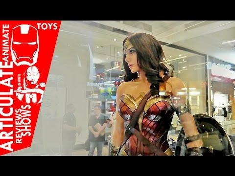 Prime 1 Studio  Justice League Wonder Woman Gal Gadot Statue