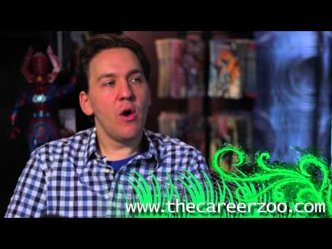 HOW TO BECOME A COMIC BOOK WRITER
